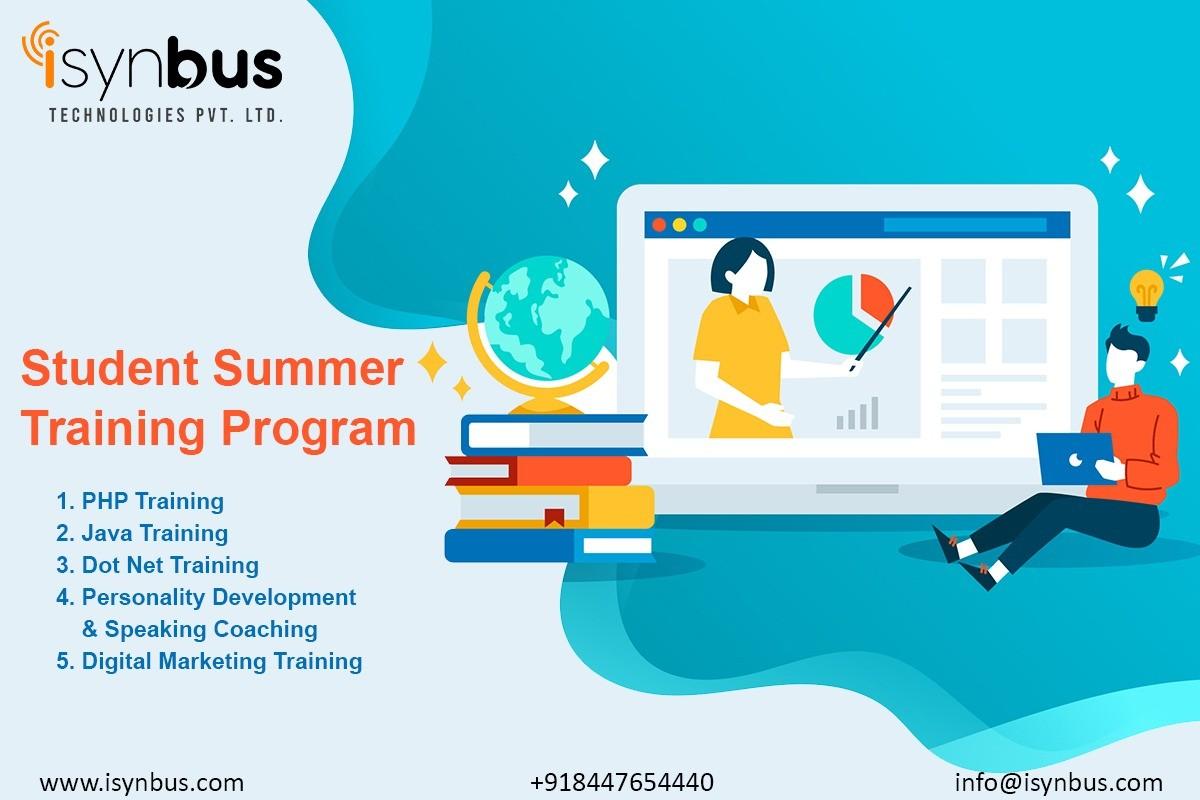 Student summer training program