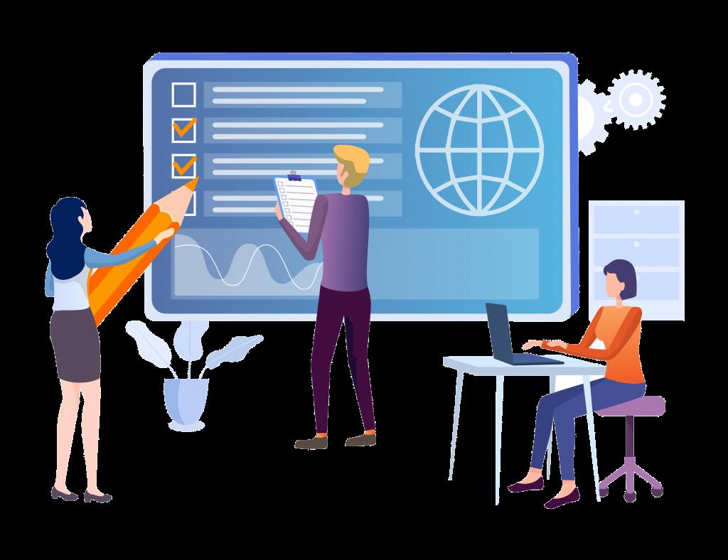 website design development company