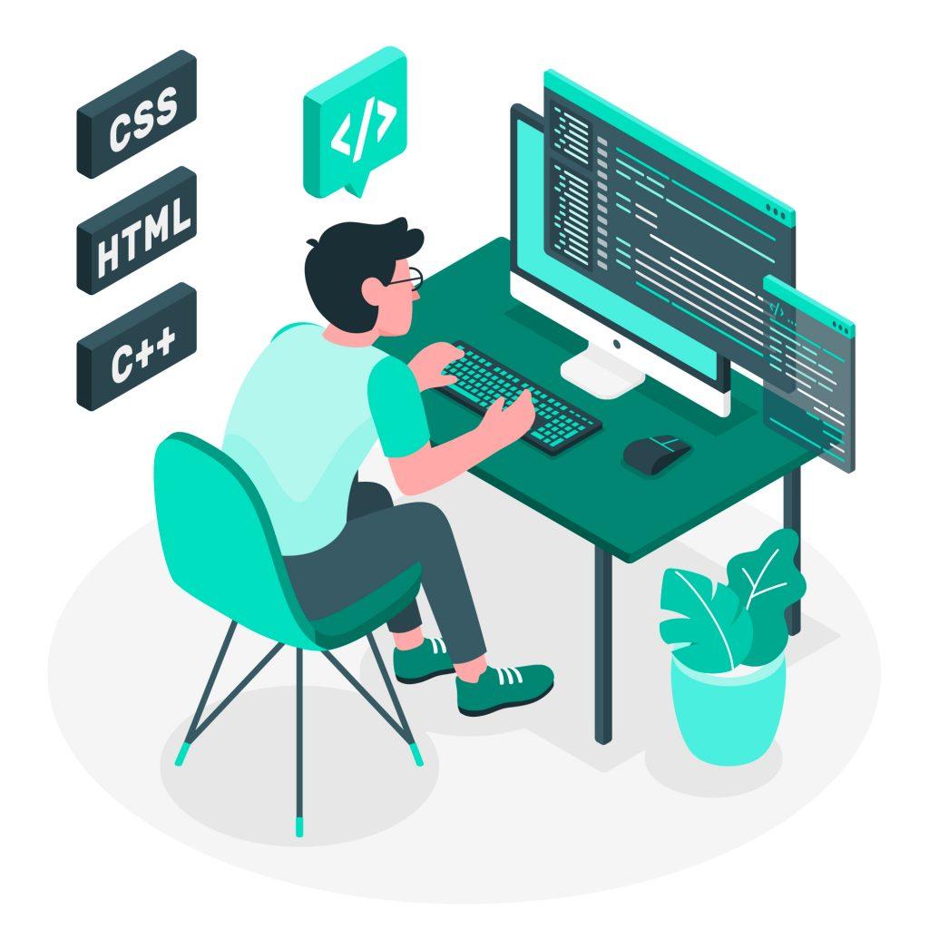 website design development company in India