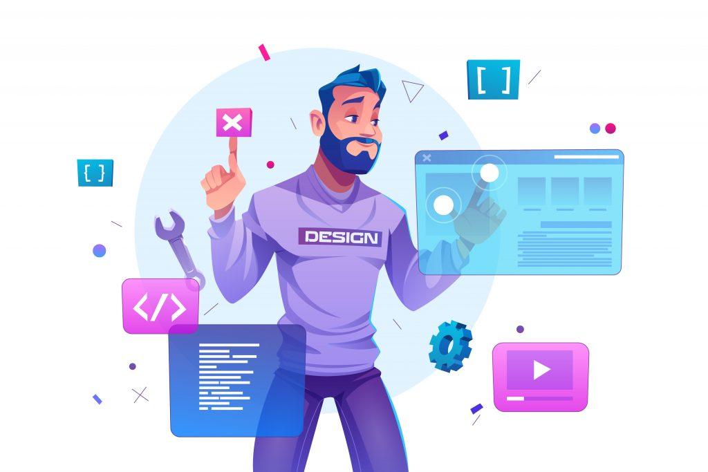 Website Design Development Company In Noida